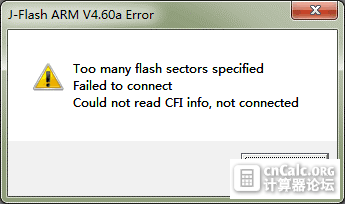 too many flash sectors specified.png